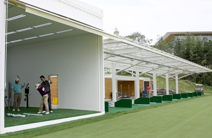 Detail of Golf Academy 2