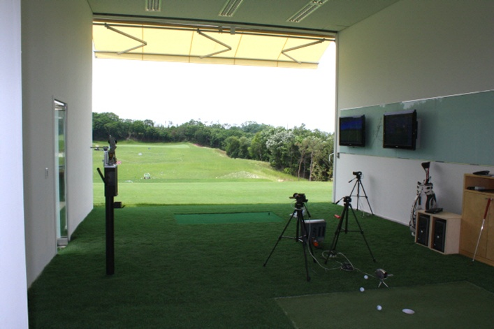 Detail of Golf Academy 3