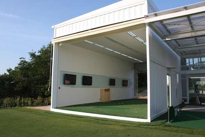 Detail of Golf Academy 4