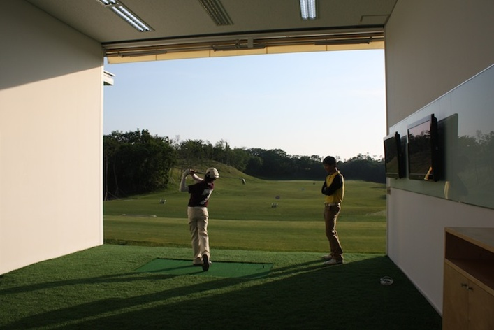 Detail of Golf Academy 7