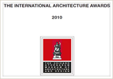 International Architecture Awards 2010 WINNER